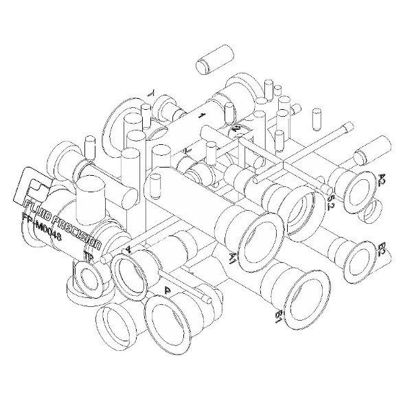 Plumbing Manifold Design